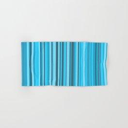 Stripe obsession color mode #7 Hand & Bath Towel
