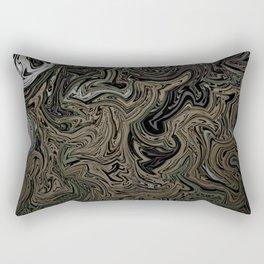 Miliary Gar Rectangular Pillow