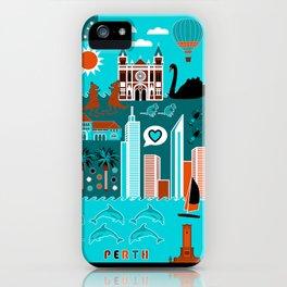 Perth lifestyle iPhone Case