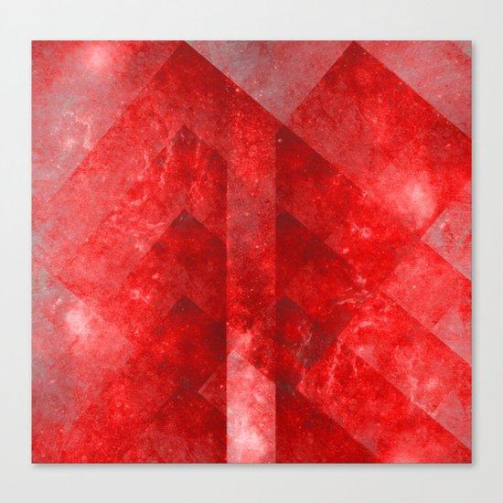 Ruby Nebulæ Canvas Print