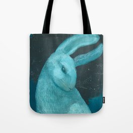 Celestial Sky Ghost Tote Bag