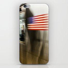 Speed of Manhattan iPhone Skin