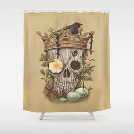 Nature's Reign  Shower Curtain