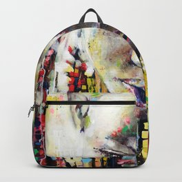 Reverie - Ethnic African portrait Backpack