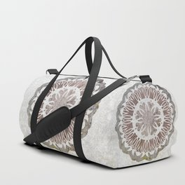 Shared love mandala Duffle Bag