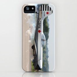 Low-Level Yakovlev iPhone Case