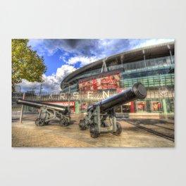 Arsenal FC Emirates Stadium London Canvas Print