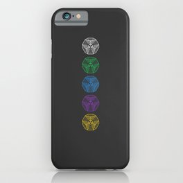 Engrams iPhone Case