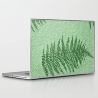 fern Laptop & iPad Skins featuring Fern by Mr and Mrs Quirynen