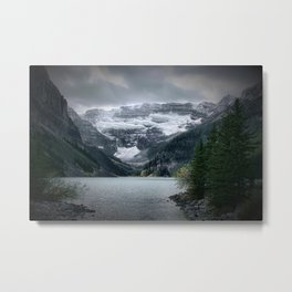 Lake Louise, Alberta Canada Metal Print