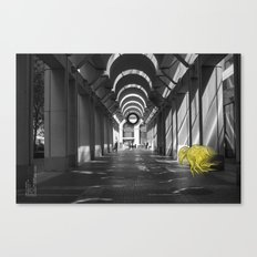Unseen Monsters of San Francisco - Jimmy Chinkoparz Canvas Print