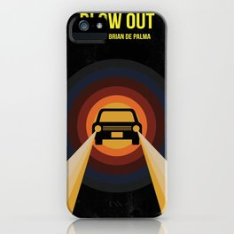 Blow Out iPhone Case