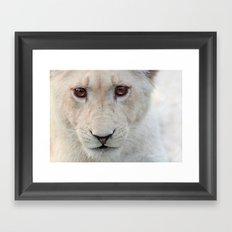 Izulu Framed Art Print