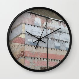 Architectural Detail Wall, Salvage, Old building, Chicago Wall Clock