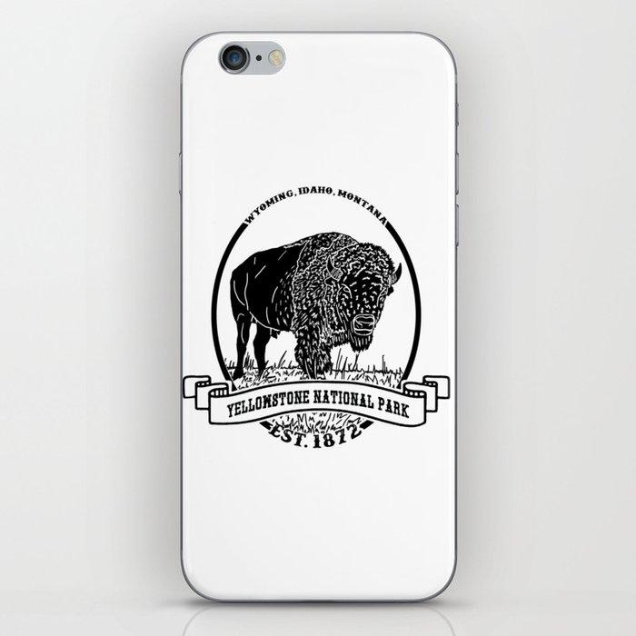 Yellowstone Emblem iPhone Skin