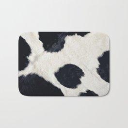 Cow Skin Bath Mat
