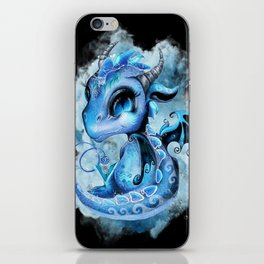 Lil DragonZ - Elements Series - Water iPhone Skin