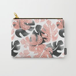Monstera shadow Carry-All Pouch