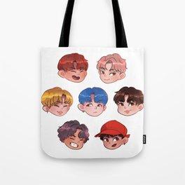 BTS - DNA Tote Bag