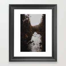 Union Creek Oregon Framed Art Print