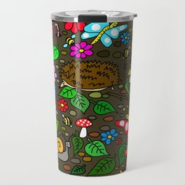 Garden Awakens Travel Mug