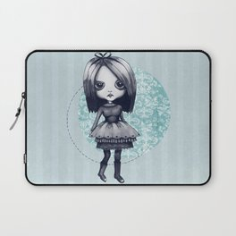 Gothy Girl Laptop Sleeve