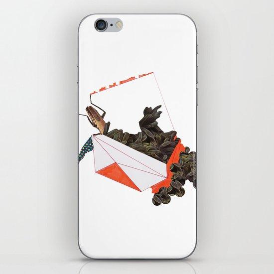 Beetle Box iPhone & iPod Skin
