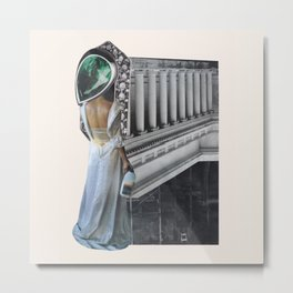 Numb Ever After Metal Print