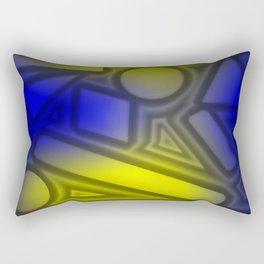 Dimmed light Rectangular Pillow