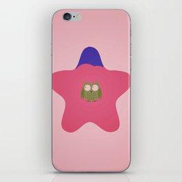 Coucou le hibou iPhone Skin