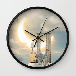 Hey whats up? Wall Clock