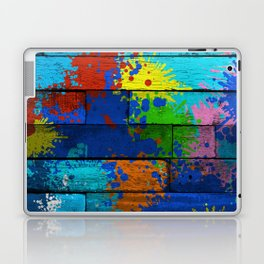 Messy Artist Laptop & iPad Skin