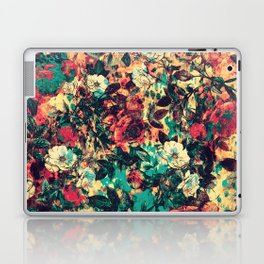 RPE FLORAL V Laptop & iPad Skin