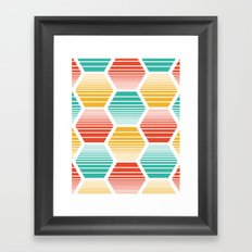 Honey Jive - Summerlicious Framed Art Print