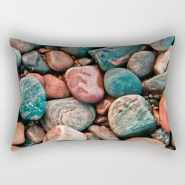Pebbles of Isle of Skye Rectangular Pillow