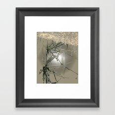 WIKI  Framed Art Print