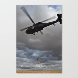Suspended Between Worlds Canvas Print