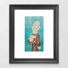 Nos-Fer-Ato Framed Art Print