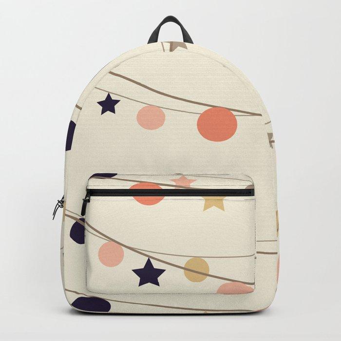 Christmas Garlands Backpack
