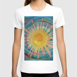 Jah Sun is on the Rise Again T-shirt
