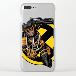 Weapon X Clear iPhone Case
