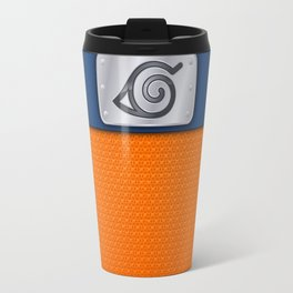 NARUTO BANDANA HEADBAND Travel Mug