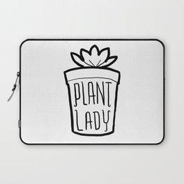 Plant Lady Laptop Sleeve