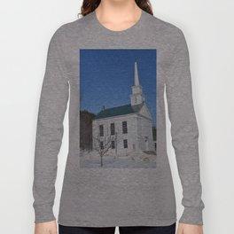 New England Church Long Sleeve T-shirt