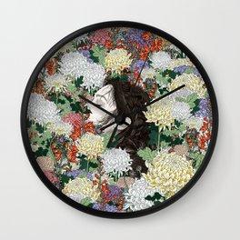 Lush Wall Clock