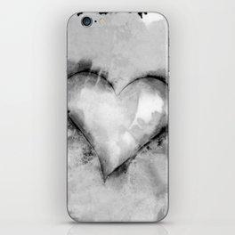 Love Unfolding No.26K by Kathy Morton Stanion iPhone Skin