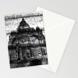 Basilica of Santa Luzia Stationery Cards