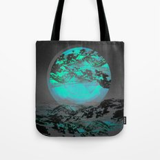Neither Up Nor Down II Tote Bag