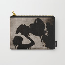 The kiss of the mermaid Carry-All Pouch