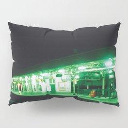 Layover, Bristol Temple Meads Pillow Sham